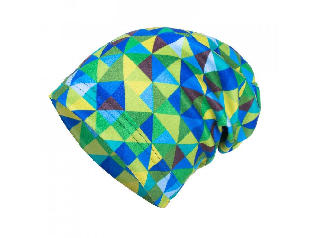 Unuo, Detská fleecová čiapka, Triangl chlapec