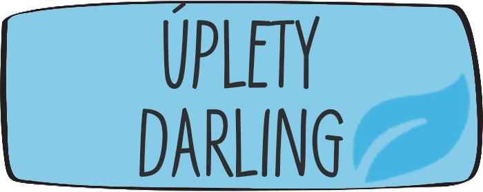 Úplety Darling
