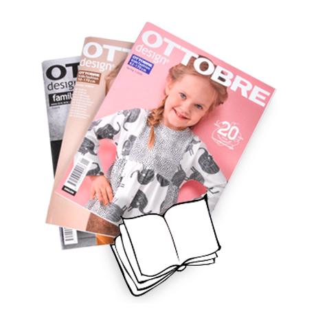 Časopisy o šití