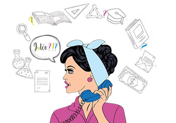 julca-telefonuje