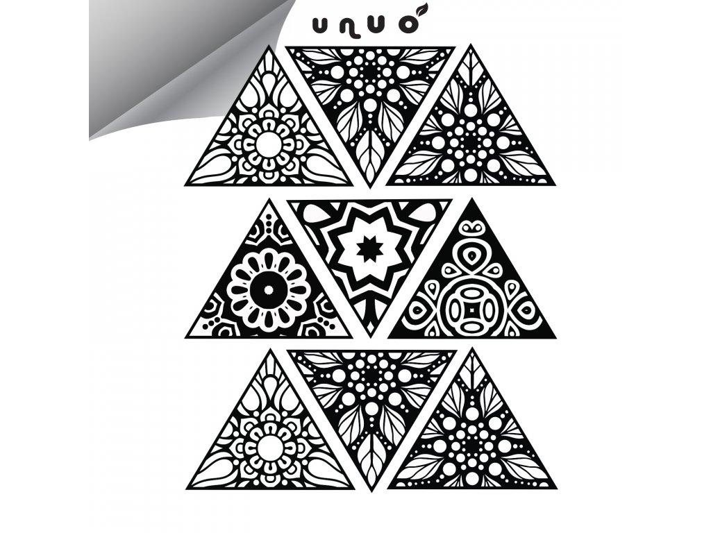 mandaly v trianglu