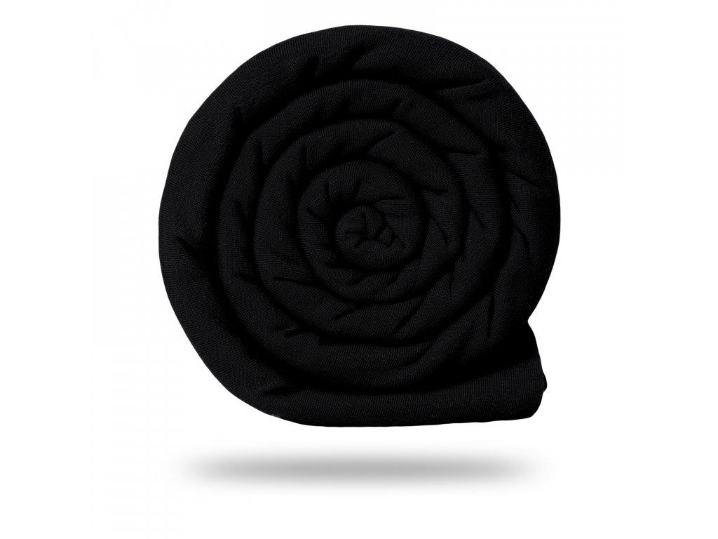 Prémiový funkční úplet 190 g s UV 50+, Černá