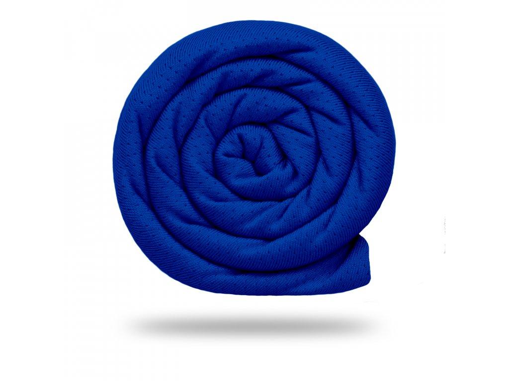 Funkční tričkovina Rina 175 g, Modrá Námořnická