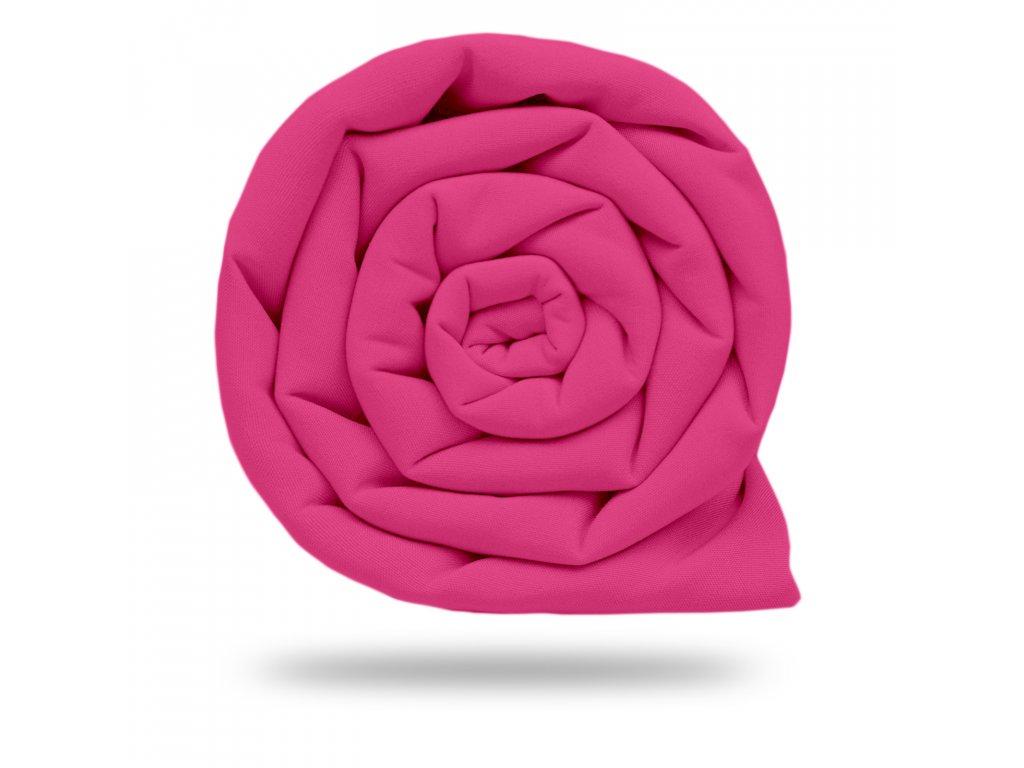 Kočárkovina Premium 400 g , Růžová Pastelová