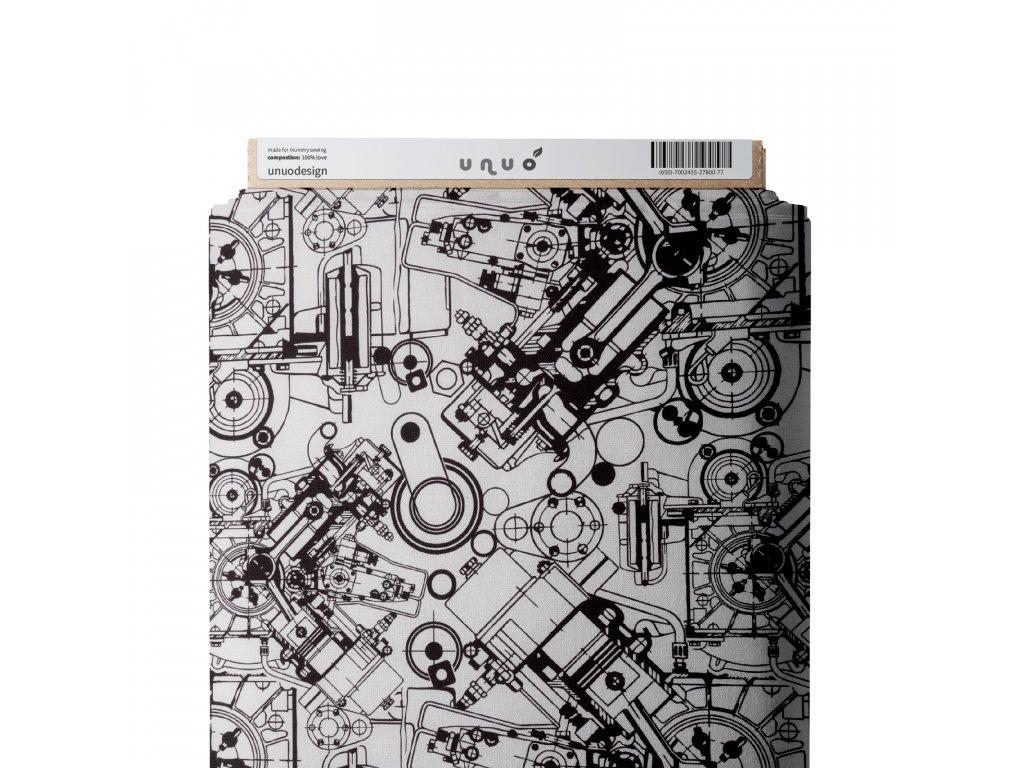 Unuo tisk, Funkční úplet Tavros Microfresh, Svět součástek