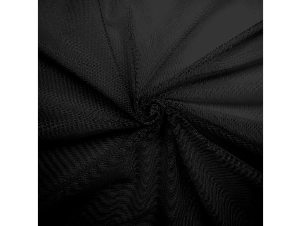 Tyl, Černá
