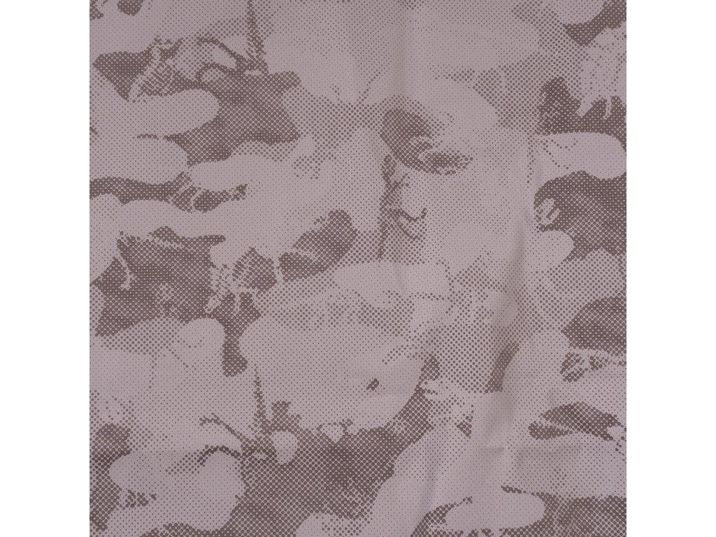 Reflexní látka, Šedý maskáč, Šedá