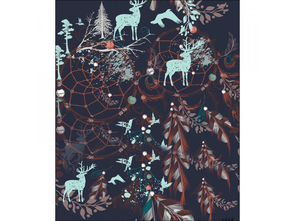 jelen v lapači
