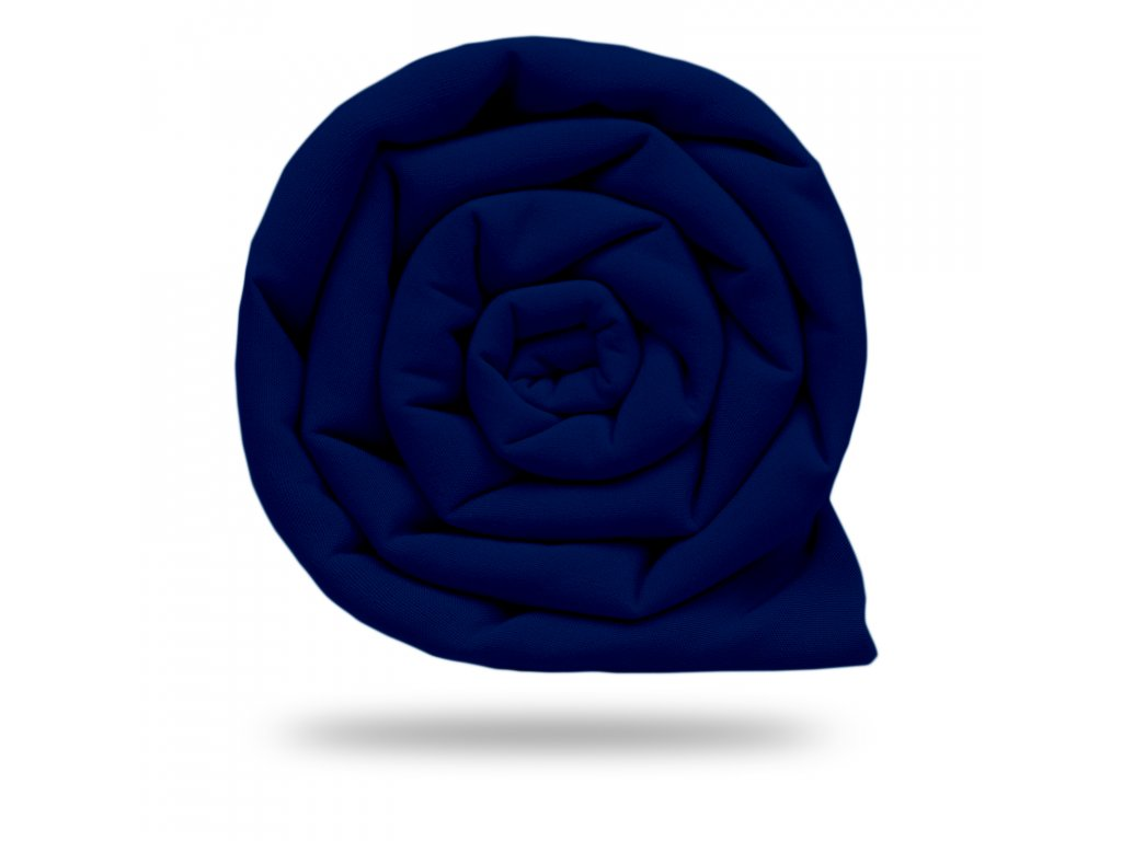 Softshell zimní s fleecem 10/3, Tm. Modrá Klasická