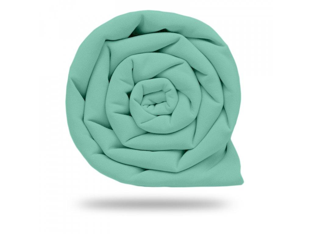 Softshell zimní s fleecem 10/3, Mintová