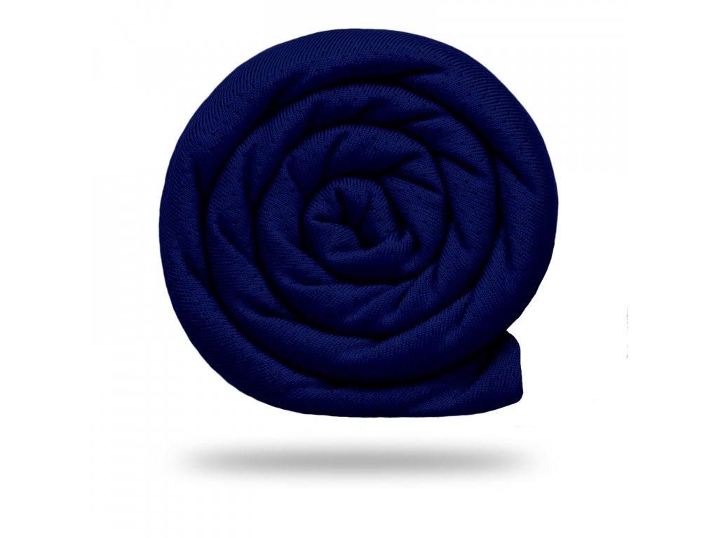 Funkční tričkovina Rina 175 g, Tm. Modročerná
