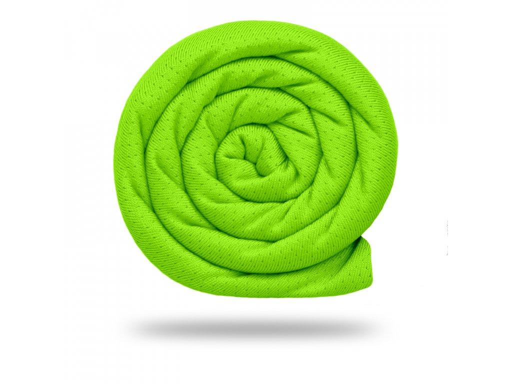 Funkční tričkovina Rina 175 g, Zelená Neon