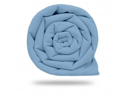 PUL čtverec 170 g, Modrá Pastelová