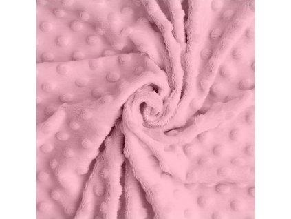 Minky 240 g, Sv. Růžová