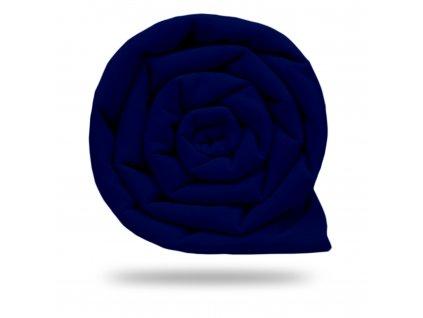 Softshell zimní s fleecem 30/15, Tm. Modročerná