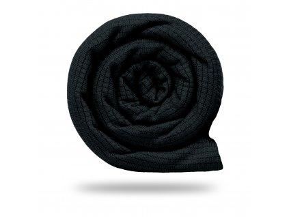 Funkční tričkovina Vernom Microfresh 115 g, Černá