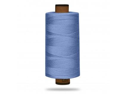 Nit polyesterová Belfil S 1000 m,818,Sv. Modrá Tlumená