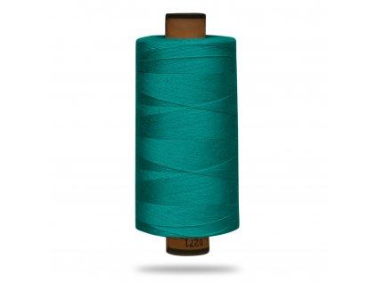 Nit polyesterová Belfil S 1000 m,222,Smaragdová Sytá