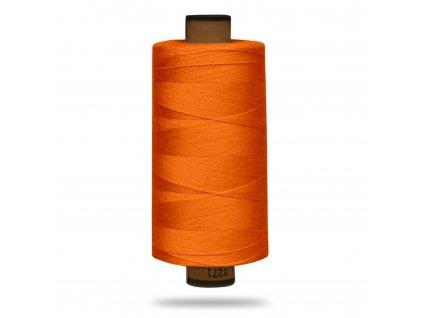 Nit polyesterová Belfil S 1000 m,450,Oranžová Svítivá