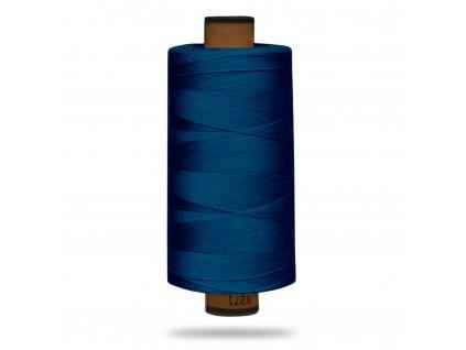 Nit polyesterová Belfil- S 1000 m, Brilantní Modrá