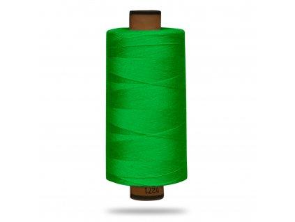 Nit polyesterová Belfil S 1000 m,1427,Zelená Sytá