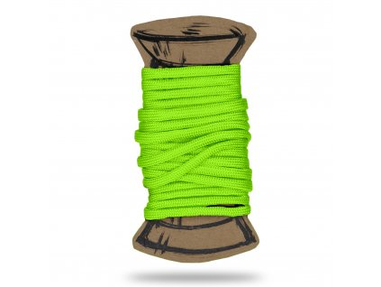CMYK neon zelena snura padakova