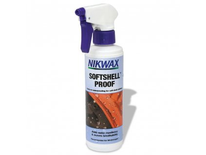 Impregnační sprej na softshell Nikwax