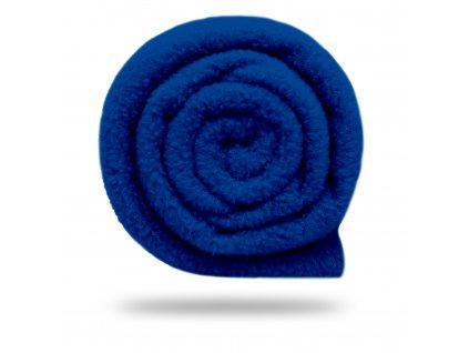Fleece antipilling 190 g, Modrá Námořnická