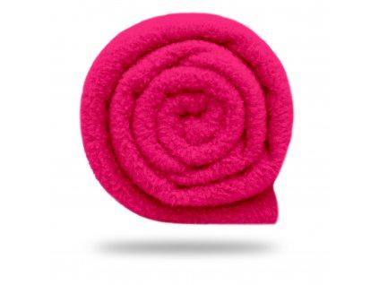 Fleece antipilling 190 g, Fuchsiová