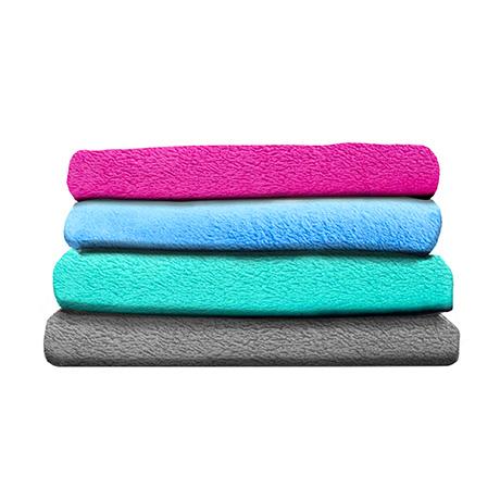 Fleece jednofarebný