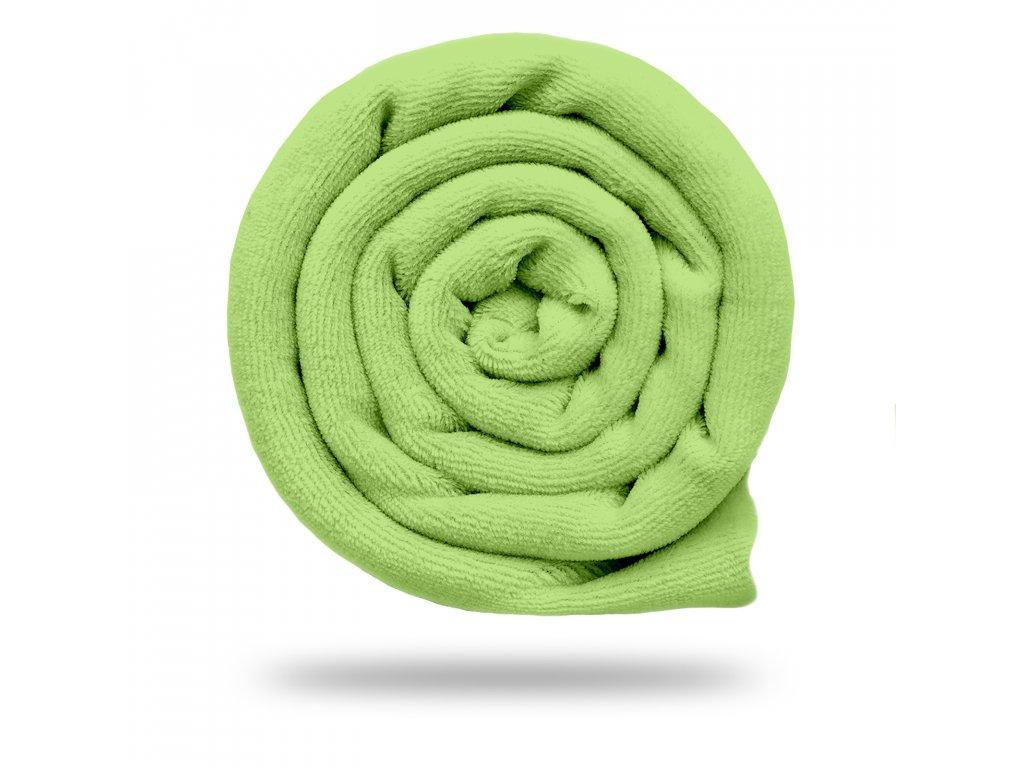 Dojčenský plyš, Zelená
