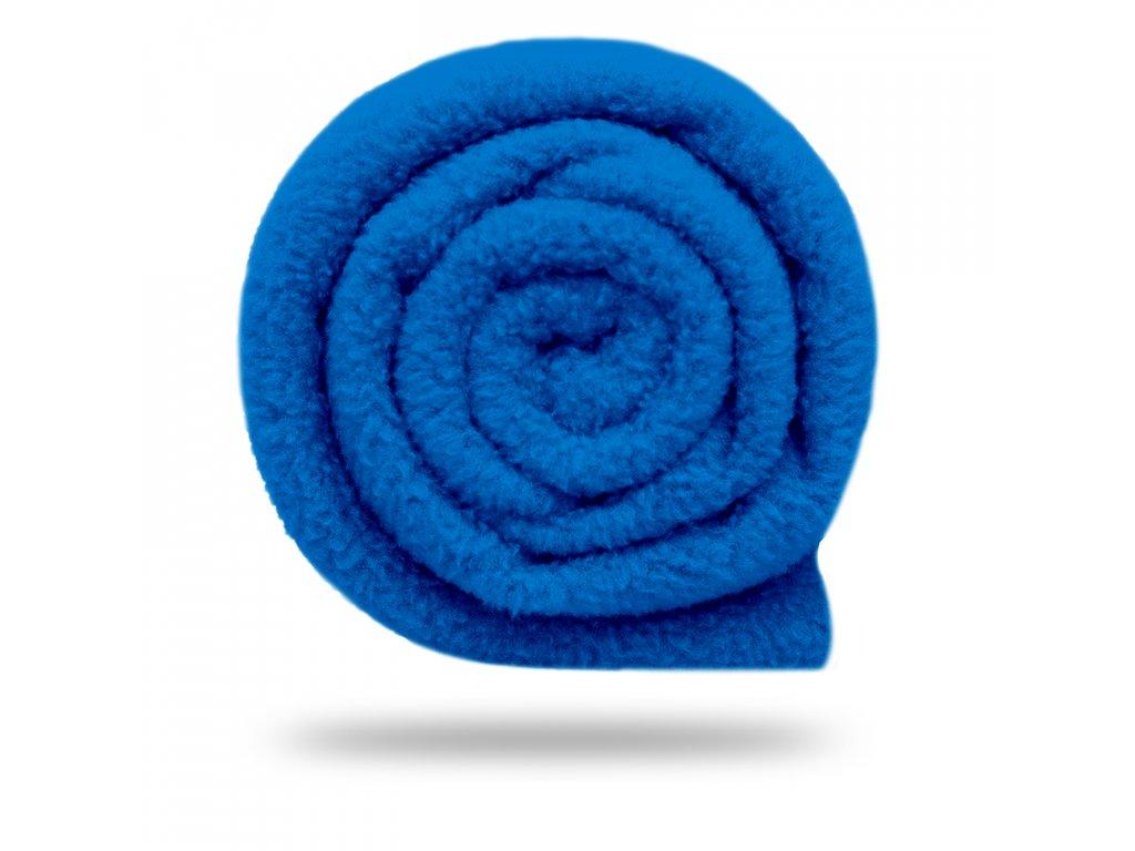 Fleece antipilling 190 g, Tyrkysová