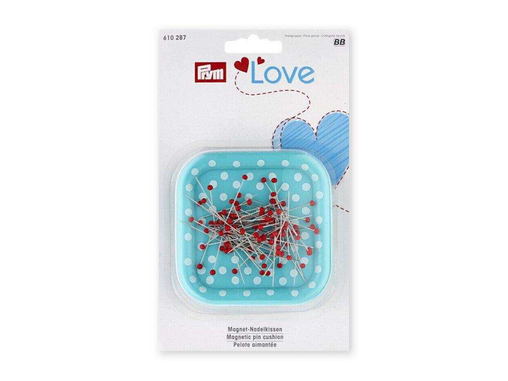 Magnetická podložka na ihly Prym Love