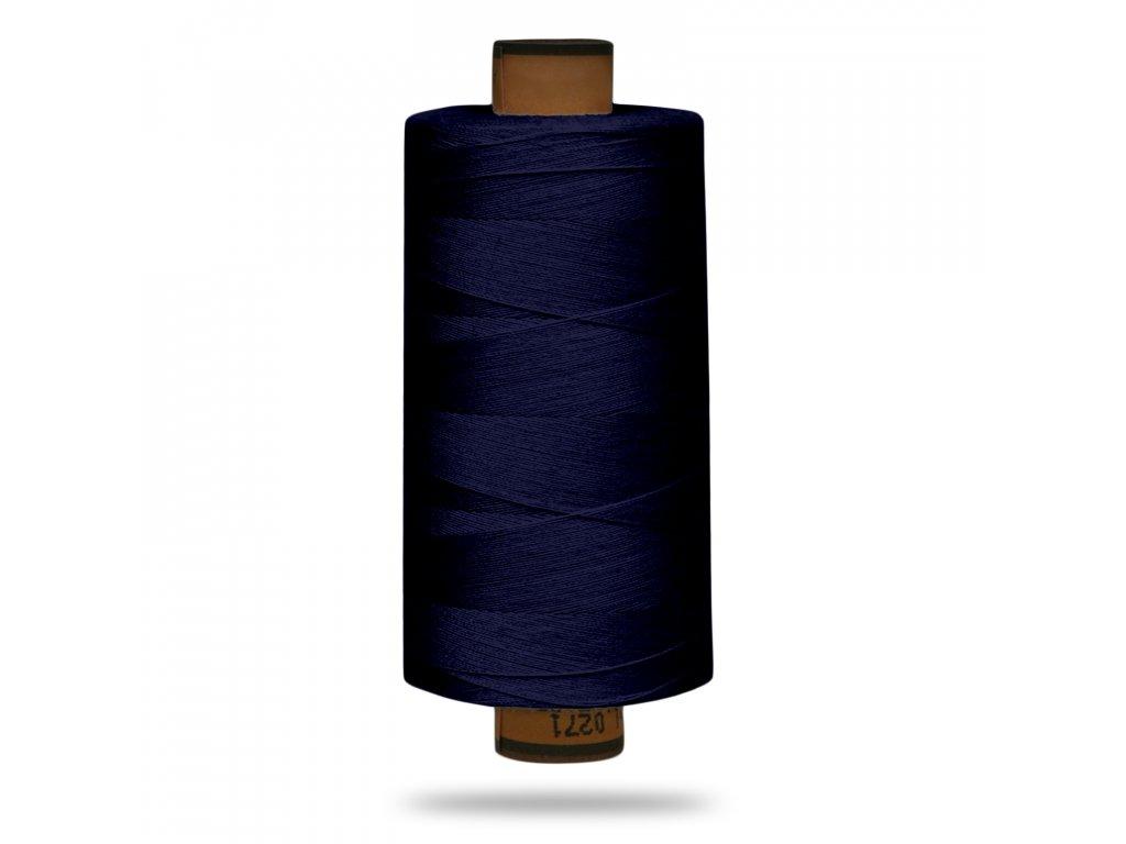 Niť polyesterová Belfil- S 1000 m, Kráľovská Modrá