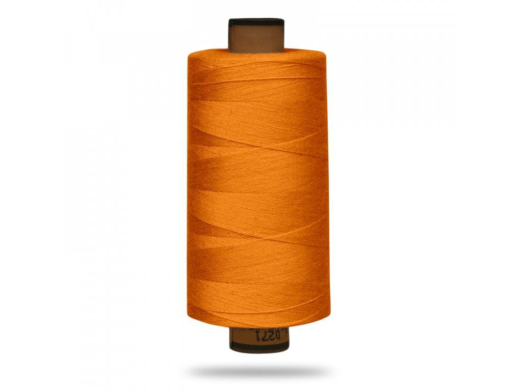 30576 nit polyesterova belfil s 1000 m neonova oranzova