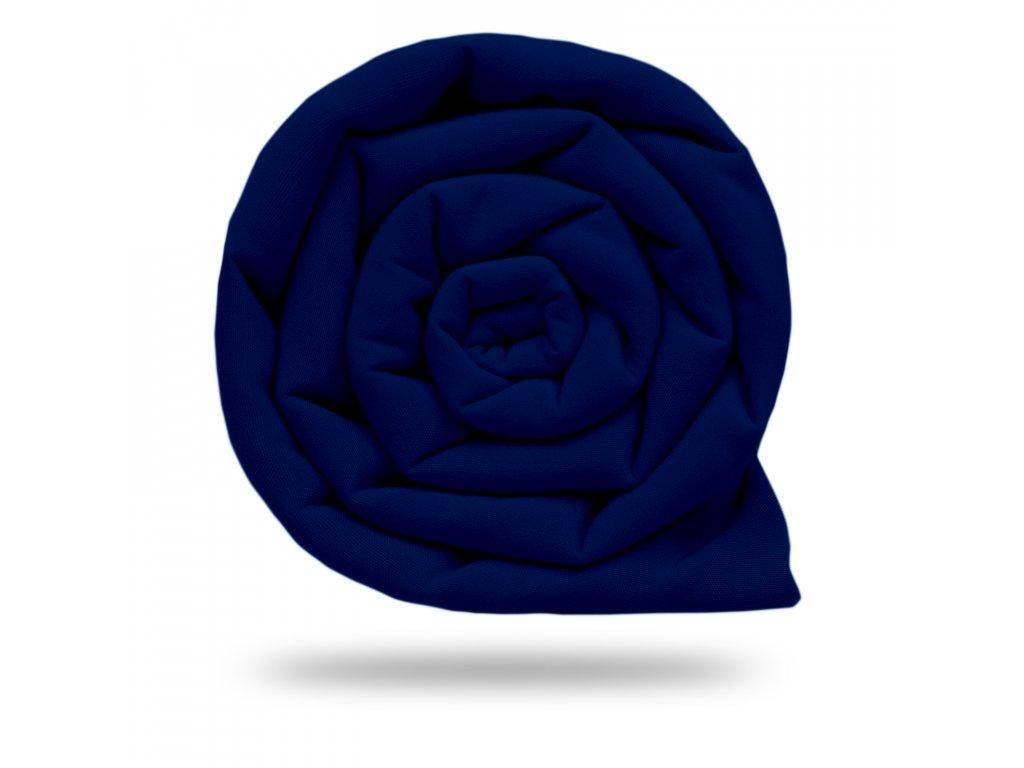 Softshell zimný s fleecom 10/3, Tm.modrá Kobaltová
