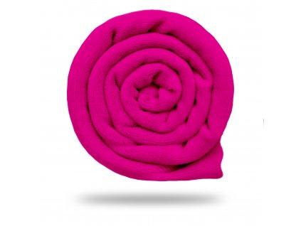 Dojčenský plyš, Ružová