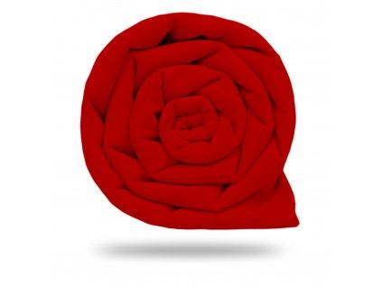 Elastické plátno, Červená
