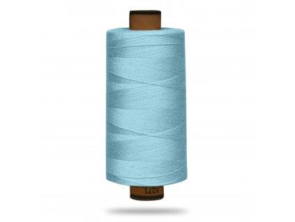 Niť polyesterová Belfil S 1000 m, 0271, Modrá Baby