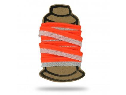 Paspulka reflexná, Oranžová
