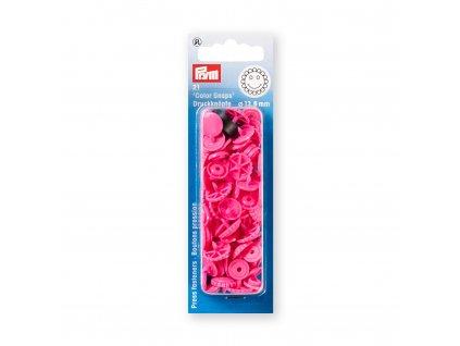 Patentky Prym, Kvetina, Ružová