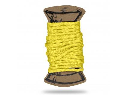 Šnúra padáková, Sv.žltá