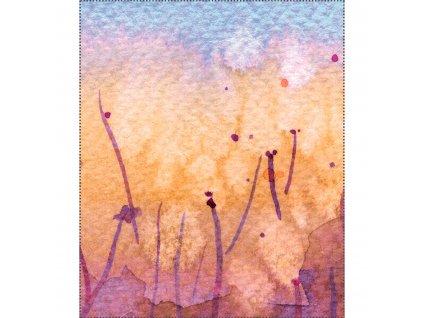 Unuo tlač, Kočárkovina 280 g, Panel 50 x 60 cm, Watercolor abstrakt