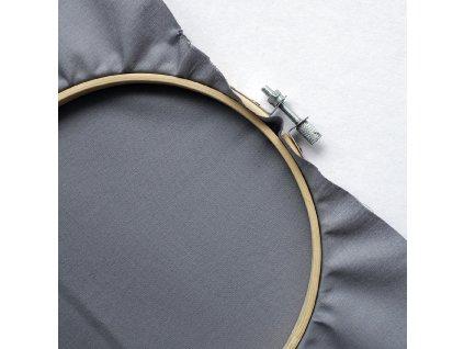 Popelín bavlnený 120 g, Sv. Modrá