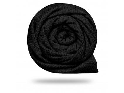 Funkčné tričkoviny Bartes Microfresh 130 g, čierna