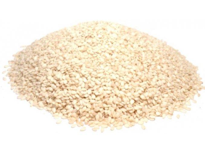 Sezam bílý - loupaný