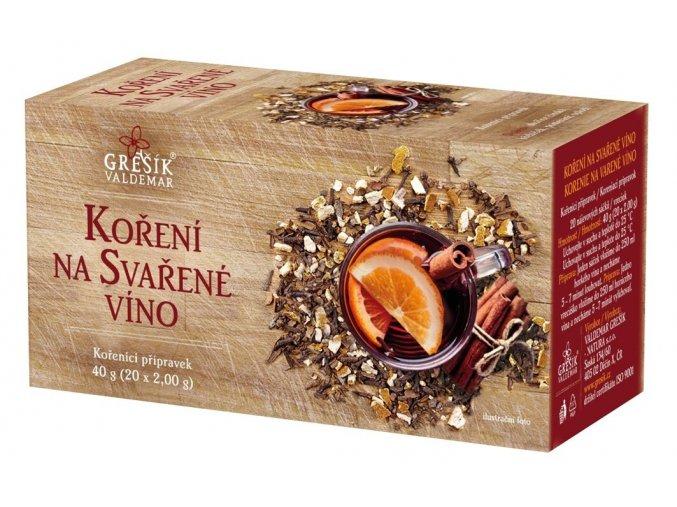 Koření na svařené víno