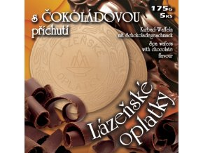 47 lazenske oplatky cokoladove