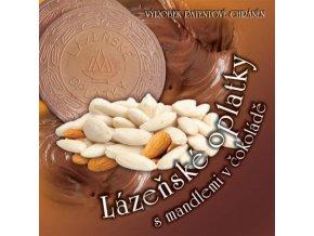 06 lazenske oplatky mandle cokolada
