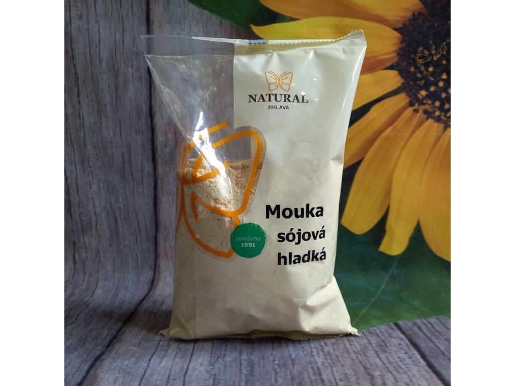 Mouka sójová hladká - Natural 300g